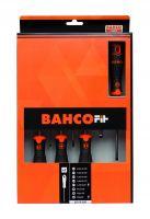 Bahco B219.008 BahcoFit screwdriver set 8Pcs Screwdriv Set Slotted/Ph