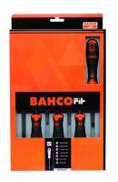 Bahco B219.017 BahcoFit screwdriver set 7Pcs Screwdriv Set Slotted/Ph