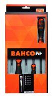 Bahco B219.035 BahcoFit screwdriver set 5Pcs Screwdr Set Torx Tamper