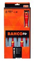 Bahco B220.005 BahcoFit 5Pcs Insulated Scd Set Slot/Ph