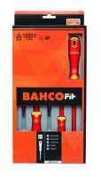 Bahco B220.015 BahcoFit 5Pcs Insulated Scd Set Slot/Pz