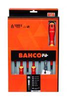 Bahco B220.027 BahcoFit 7Pcs Insulated Scd Set Slot/Ph